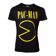 Camiseta Pac-Man Logo - Hombre