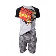 Pijama Corto Comic Style...