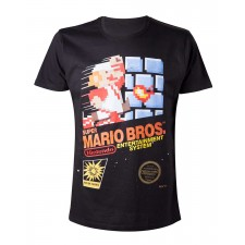 Camiseta Super Mario Bros...