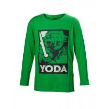 Camiseta Yoda con Sable...