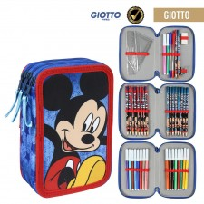 Plumier Triple Giotto Mickey