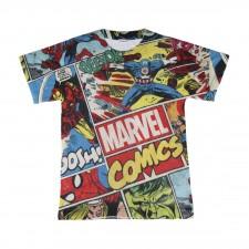 Camiseta Corta Premium Marvel