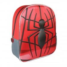 Mochila Infantil Spiderman 3D