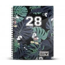 CLASSIC MICKEY Cuaderno R...