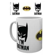 Taza DC Comics Batman I'm...