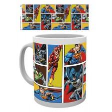 Taza DC Comics Justice...