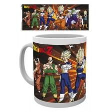 Taza Dragon Ball Z Fighters