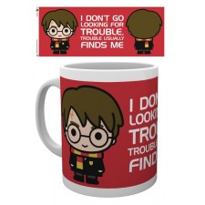 Taza Harry Potter Front and...