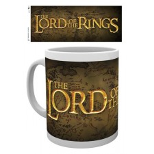 Taza Lord of The Rings - Logo