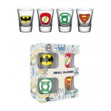 Pack 4 vasos de chupito DC...