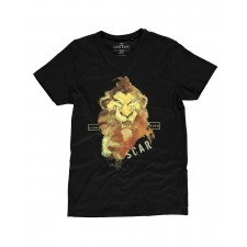 Lion King - Scar Camiseta...