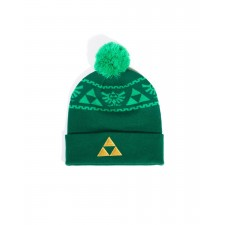 Zelda - Triforce Rollup Beanie