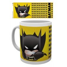 Taza DC COMICS Emoji Batman
