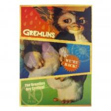 Gremlins - Libreta 3D...