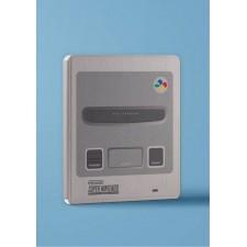 Super Nintendo - Libreta...