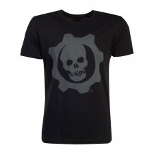 Gears Of War Camiseta Skull...