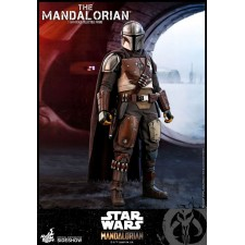 The Mandalorian Sixth Scale...
