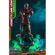 Mysterio's Iron Man...