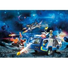 Policía Galáctica - Camión...