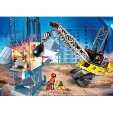 Excavadora Oruga - Playmobil