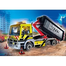 Camión Construcción -...