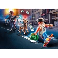 Patrulla Callejera - Playmobil