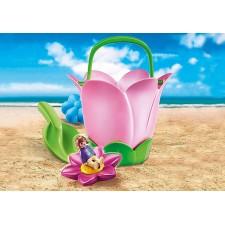 Cubo Flor - Playmobil