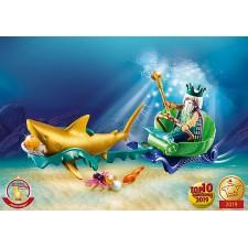 Rey del Mar con Carruaje de...