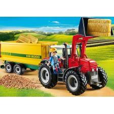 Tractor con Remolque -...