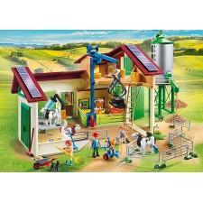 Granja con Silo - Playmobil