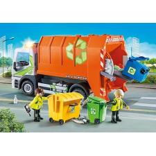 Camión de Reciclaje -...