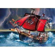 Barco Pirata Calavera -...