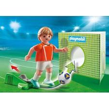 Jugador de Fútbol - Holanda...