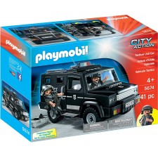Vehículo Táctico - Playmobil