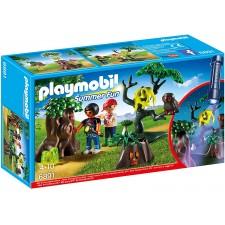 Caminata Nocturna - Playmobil