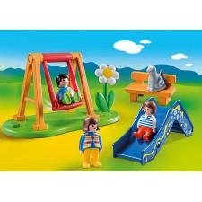 Playmobil - 1.2.3 Parque...