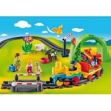 Playmobil - 1.2.3 Mi Primer...