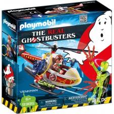 Ghostbusters Venkman con...
