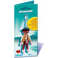 Llavero Pirata - Playmobil