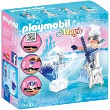 Princesa Cristal de Hielo -...