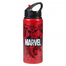BOTELLA ALUMINIO MARVEL