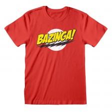 Camiseta Big Bang Theory -...