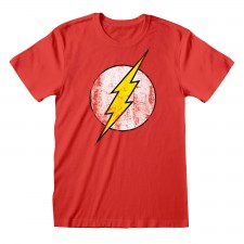 Camiseta DC Flash - Logo -...
