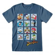 Camiseta Disney Ducktales -...