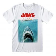 Camiseta Jaws - Poster -...