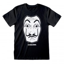 Camiseta La Casa De Papel -...
