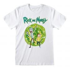 Camiseta Rick and Morty -...