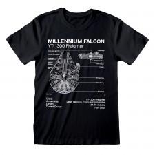 Camiseta Star Wars -...