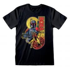 Camiseta Star Wars - Boba...