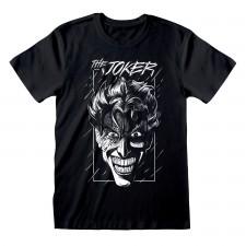 Camiseta DC Batman - Joker...